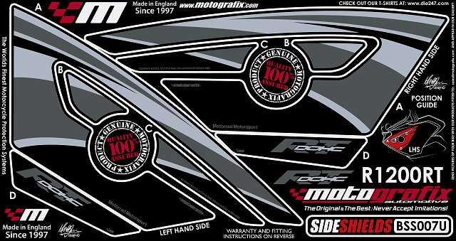 【MOTOGRAFIX】車身貼紙 - 「Webike-摩托百貨」