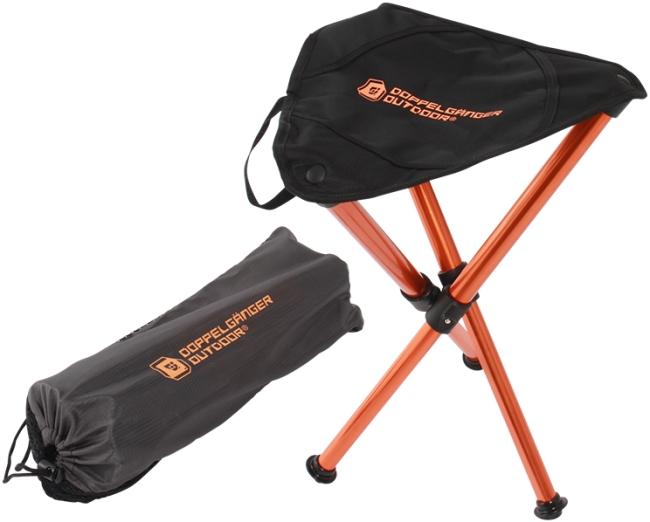 【DOPPELGANGER OUTDOOR】超輕量 高座椅 - 「Webike-摩托百貨」