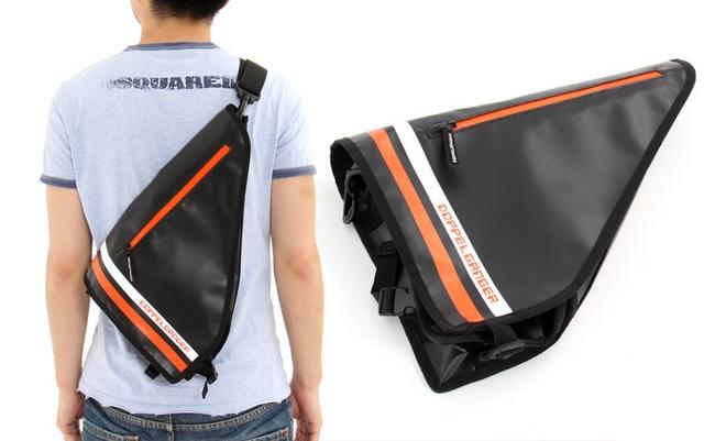 【DOPPELGANGER OUTDOOR】折疊式3WAY肩郵差包 - 「Webike-摩托百貨」