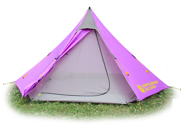 One Pole Tent