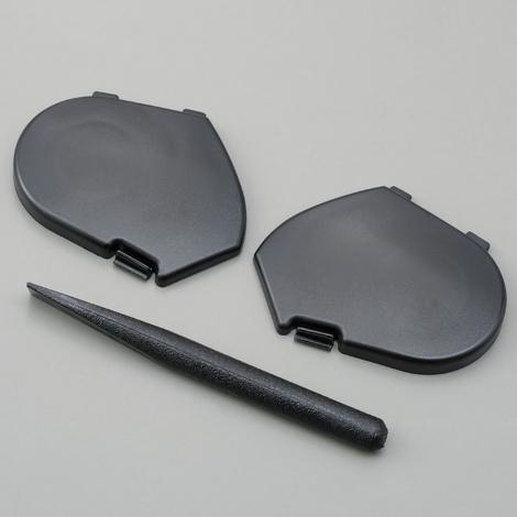 【NOLAN】N43E Trilogy用 安全帽鏡片蓋 - 「Webike-摩托百貨」