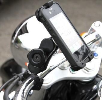 【荒木fmachine】多功能安裝支架用支臂組 (φ25-φ23 φ22.2把手用 通用型固定座) - 「Webike-摩托百貨」