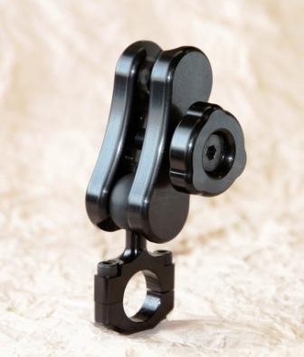 【荒木fmachine】多功能安裝支架用支臂組 (φ25-φ25 φ22.2把手用 通用型固定座) - 「Webike-摩托百貨」
