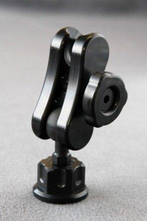 【荒木fmachine】多功能安裝支架用支臂組 (φ25-φ23) - 「Webike-摩托百貨」