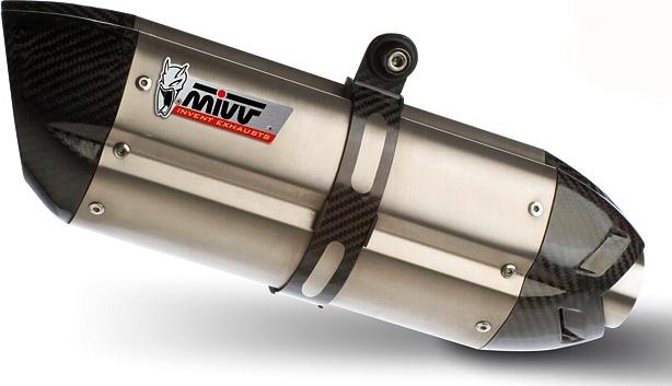 【MIVV】SUONO排氣管尾段 - 「Webike-摩托百貨」