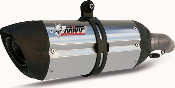【MIVV】SUONO 排氣管尾段 - 「Webike-摩托百貨」