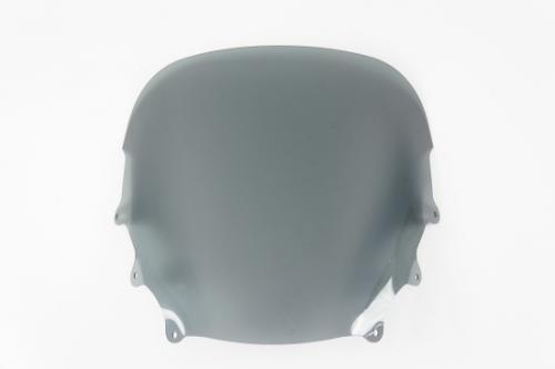 【ai-net】ZA 燻黑色短風鏡 - 「Webike-摩托百貨」