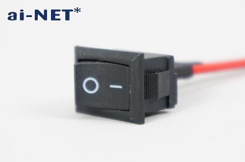 【ai-net】通用型ON/OFF開關 附配線 - 「Webike-摩托百貨」