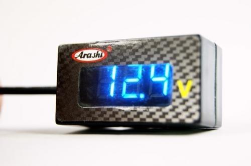 【ai-net】通用型數位儀錶 電壓錶 (LED顯示) - 「Webike-摩托百貨」