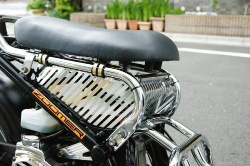 【ai-net】電鍍降低型坐墊支架組 - 「Webike-摩托百貨」