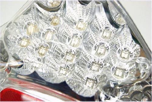 【ai-net】LED方向燈 LED尾燈( 附LED專用繼電器 )4件組 - 「Webike-摩托百貨」