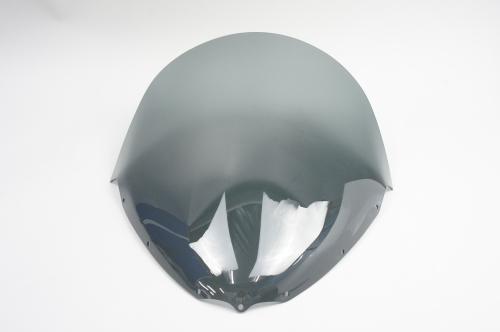 【ai-net】Semi 短版燻黑色風鏡 - 「Webike-摩托百貨」