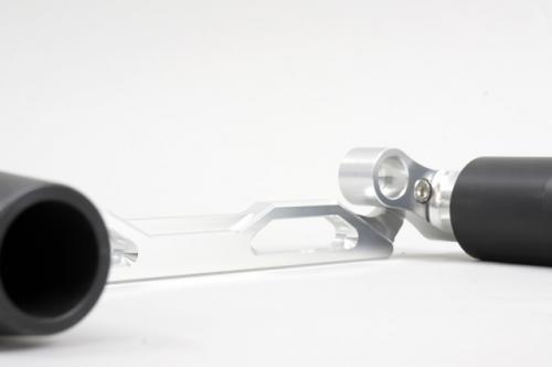 【ai-net】電鍍排氣管保護滑塊 (防倒球) - 「Webike-摩托百貨」