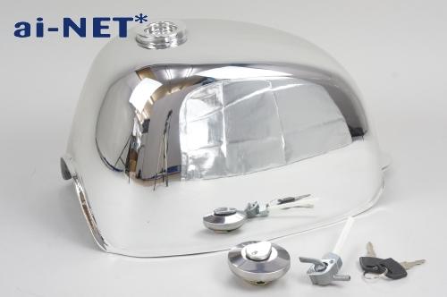 【ai-net】電鍍油箱 - 「Webike-摩托百貨」