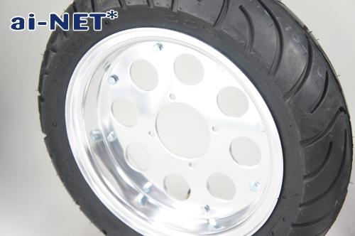 【ai-net】10吋鋁合金胎框組 A-TYPE - 「Webike-摩托百貨」