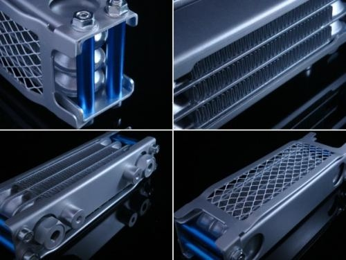 【ai-net】大容量機油冷卻器套件 - 「Webike-摩托百貨」