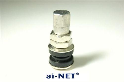 【ai-net】通用直型 高級氣嘴 - 「Webike-摩托百貨」
