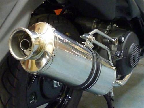 【ai-net】原廠型不銹鋼全段排氣管 - 「Webike-摩托百貨」