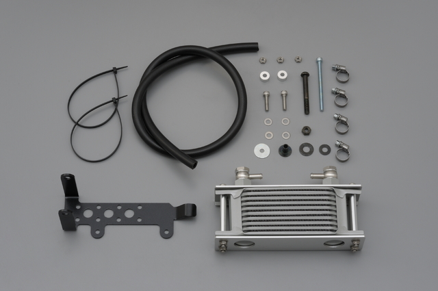 【DAYTONA】機油冷卻器套件(10段散熱核心) - 「Webike-摩托百貨」