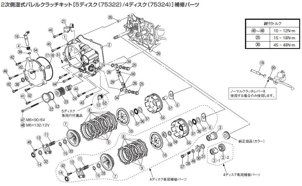 【DAYTONA】【離合器套件共同維修零件】O環組 - 「Webike-摩托百貨」