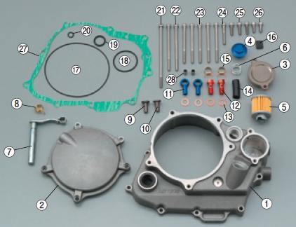 【DAYTONA】【SP離合器蓋(70906)用維修零件】內六角螺絲 M6×40 - 「Webike-摩托百貨」
