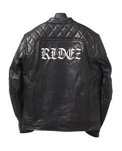 【RIDEZ】真皮外套 油皮Single Riders RLJ2404 - 「Webike-摩托百貨」