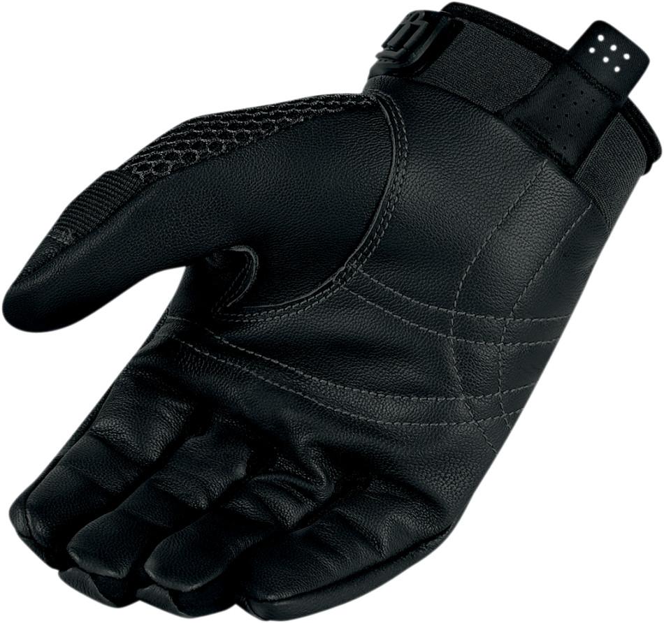【ICON】手套 GLOVE ANTHEM BLK - 「Webike-摩托百貨」