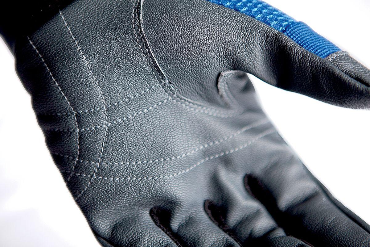 【ICON】手套 GLOVE ANTHEM BLUE - 「Webike-摩托百貨」