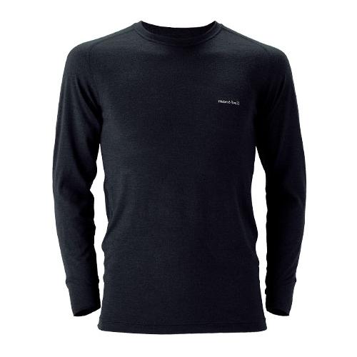 【mont-bell】Super Merino 羊毛M.W.圓領衫 Mens #1107235 - 「Webike-摩托百貨」