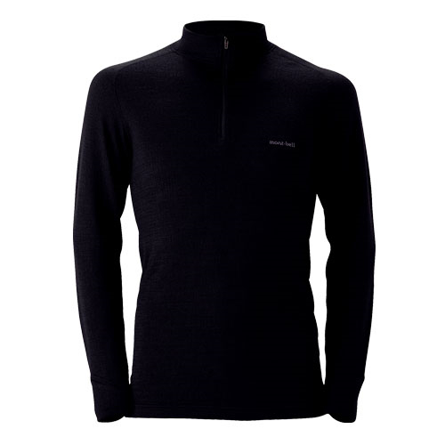 【mont-bell】Super Merino 羊毛EXP.高領衫 Mens #1107243 - 「Webike-摩托百貨」