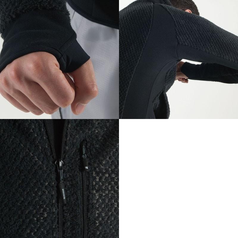 【TSDESIGN】Micro fur長袖外套 - 「Webike-摩托百貨」