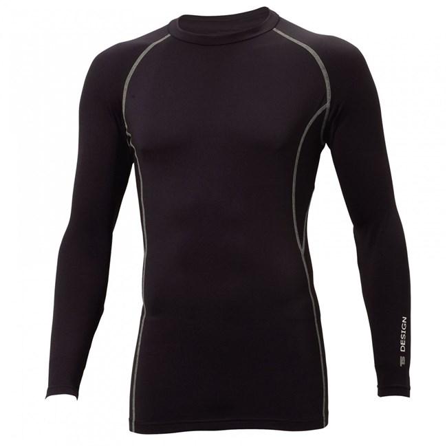 【TSDESIGN】保暖吸汗速乾防靜電長袖衫 - 「Webike-摩托百貨」
