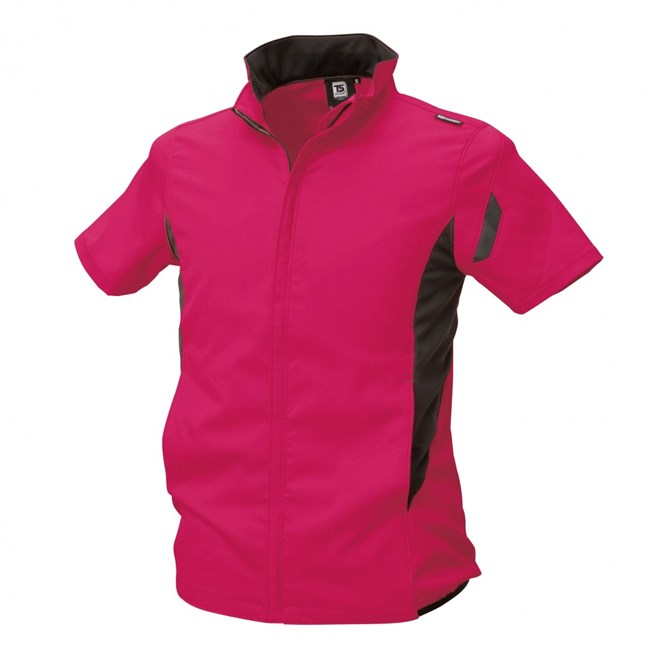 【TSDESIGN】無重力區超輕量伸縮短袖外套ZERO GRAVITY  - 「Webike-摩托百貨」