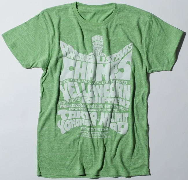 【YELLOW CORN】YT-210 T恤 - 「Webike-摩托百貨」