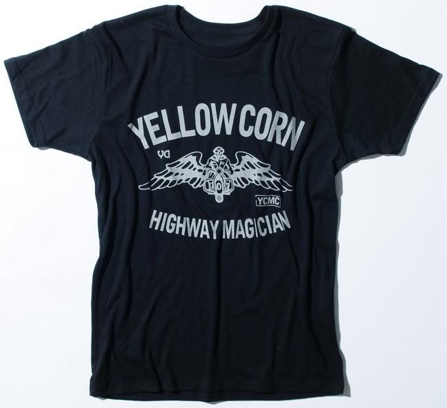 【YELLOW CORN】YT-213 T恤 - 「Webike-摩托百貨」