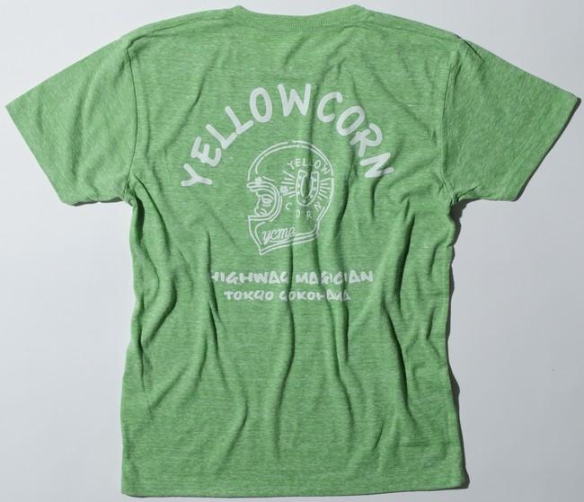 【YELLOW CORN】YT-214 T恤 - 「Webike-摩托百貨」