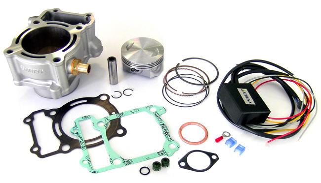 【ATHENA】加大缸徑套件 Φ67mm/166cc - 「Webike-摩托百貨」