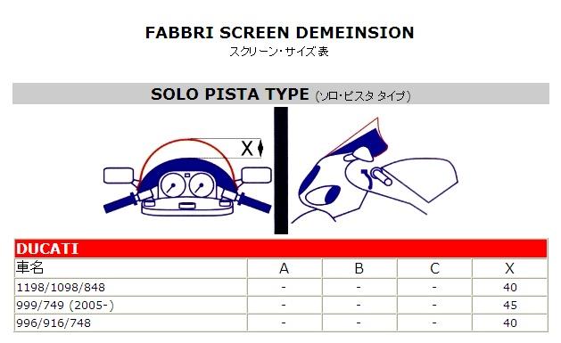 【F.FABBRI】風鏡 SOLO PISTA型式 - 「Webike-摩托百貨」
