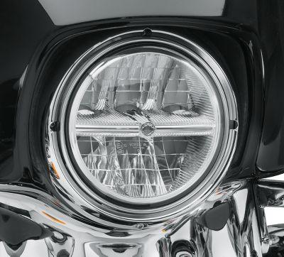 【HARLEY-DAVIDSON】晶鑽型 LED 頭燈 - 「Webike-摩托百貨」