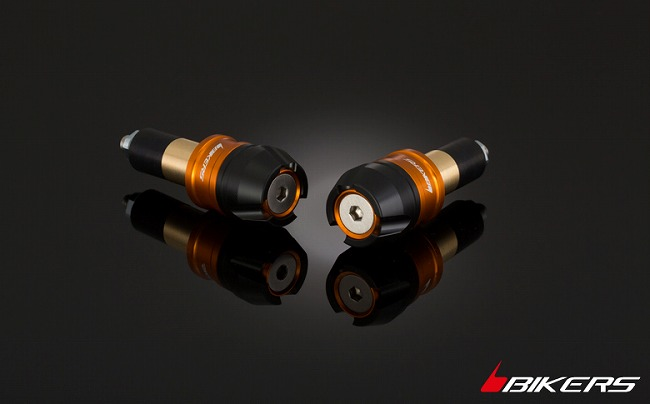 【BIKERS】Handle Bar Caps use with BIKERS Bar BIKERS 把手用平衡端子 - 「Webike-摩托百貨」