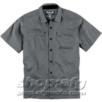 【ICON】T恤 SHIRT SCOFFLAW 2 CHAR - 「Webike-摩托百貨」
