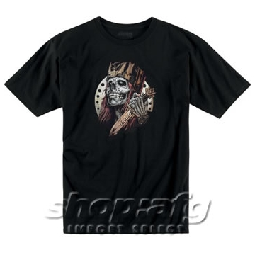 【ICON】T恤 TEE CRYPTIC KING BLK - 「Webike-摩托百貨」