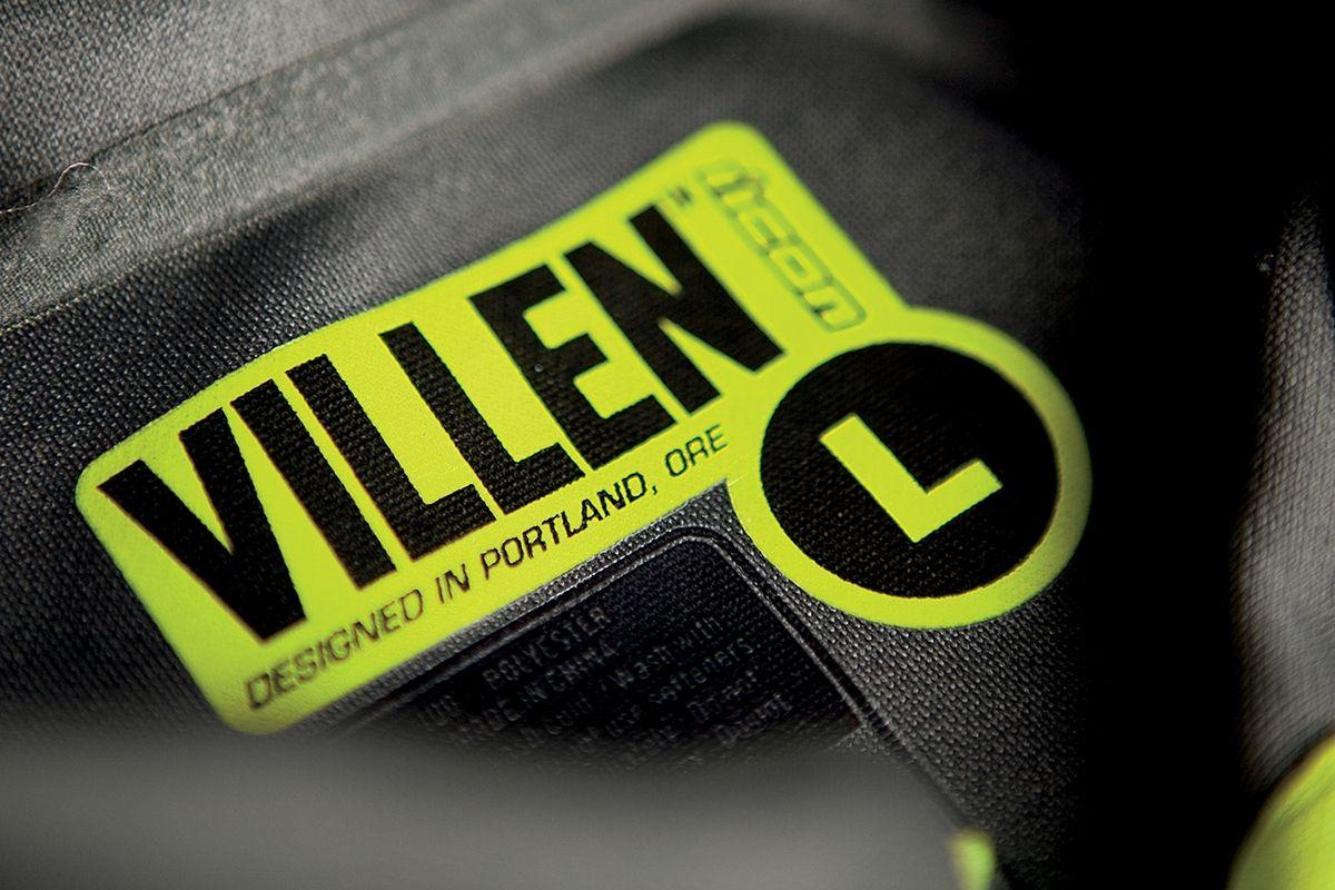 【ICON】POLO 衫VILLEN GUNMETAL - 「Webike-摩托百貨」