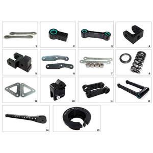 TECHNIUM ローダウンキット 9タイプ(Tecnium Lowering Kit 9-Type【ヨーロッパ直輸入品】)