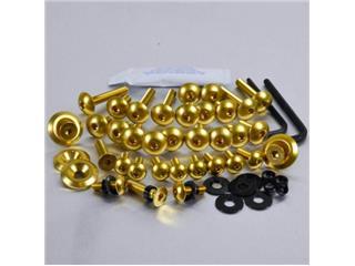 【PRO BOLT】整流罩螺絲套件 Pro-Bolt 鋁合金 金色 Kawasaki ER6-N【歐洲進口商品】 - 「Webike-摩托百貨」