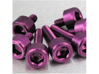 【PRO BOLT】內六角螺絲套件 Pro-Bolt 鋁合金 紫色 油箱7個一組 Kawasaki【歐洲進口商品】 - 「Webike-摩托百貨」