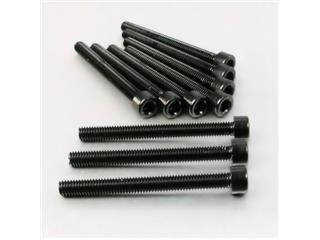 【PRO BOLT】內六角螺絲套件 M6X1X60MM Pro-Bolt 黑色 鋁合金 10個一組【歐洲進口商品】 - 「Webike-摩托百貨」
