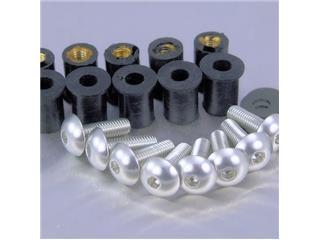 【PRO BOLT】螺絲套件 for Pro-Bolt 鋁合金 money bubble 8個一組【歐洲進口商品】 - 「Webike-摩托百貨」