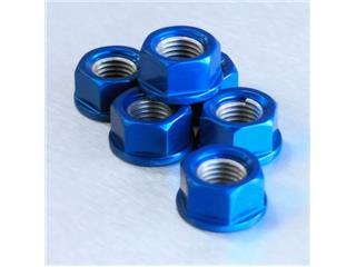 【PRO BOLT】墊圈頭螺帽 M110X1.25 Pro-bolt 鋁合金 藍色 6個一組【歐洲進口商品】 - 「Webike-摩托百貨」