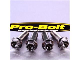 【PRO BOLT】前煞車卡鉗螺絲 by Pro-Bolt 不銹鋼 Suzuki GSR600 4個一組 - GSX-R750【歐洲進口商品】 - 「Webike-摩托百貨」